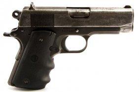 Colt Mk Iv Series 80 Semi Automatic Pistol .45 Cal