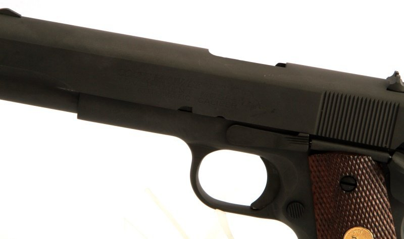 U.S. GOVERNMENT MODEL 1911 COLT .45 AUTO PISTOL - 5