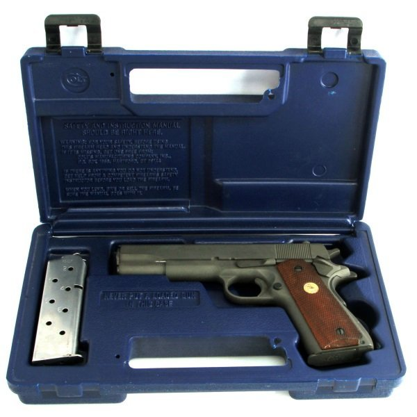 U.S. GOVERNMENT MODEL 1911 COLT .45 AUTO PISTOL - 6