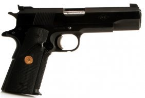 Colt Service Model Ace .22 Long Rifle Pistol