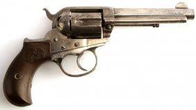 Colt Model 1877 Lightning Da .38 Cal Revolver