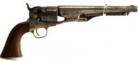 Colt Army 1860 Percussion Revolver .44 Caliber