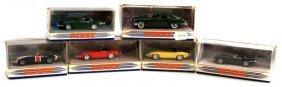 3 1967 & 3 1968 Jaguar E Type Mk 1-1/2
