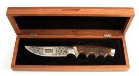 Rare Ltd Gerber Case Silver 25th Anniversary Knife