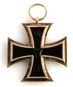 Wwi German Imperial Iron Cross Second Class
