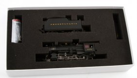 Nib Broadway Limited Ho Scale Paragon 2 Prr Set