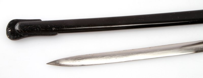 WWII GERMAN THIRD REICH DOVEHEAD INFANTRY SABRE - 6