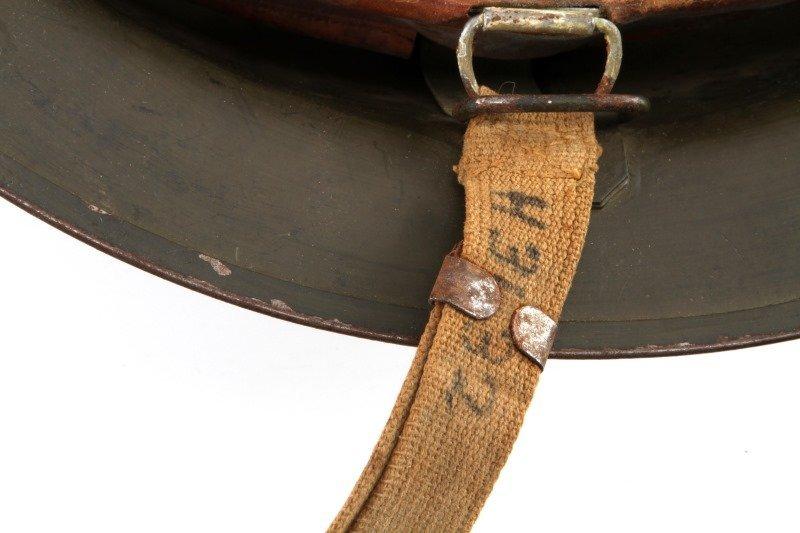 WWII M1917A1 BRODIE HELMET LAST ISSUE - 5