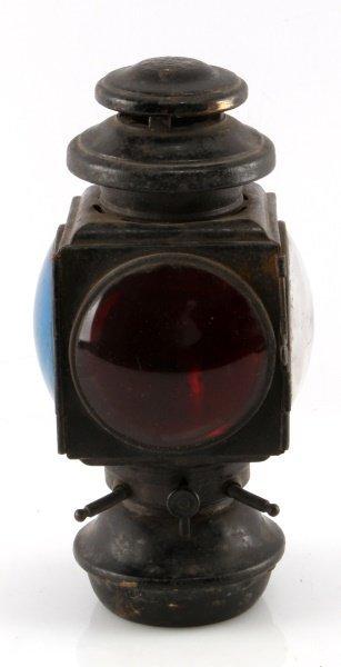 EDMONDS MODEL T FORD 3 WAY KEROSENE COWL LAMP