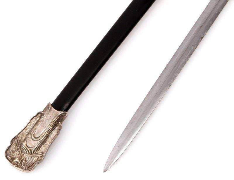 RARE ANTIQUE KU KLUX KLAN KKK SWORD - 4