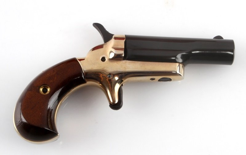 COLT 4TH MODEL SINGLE BARREL DERRINGER .22 SHORT