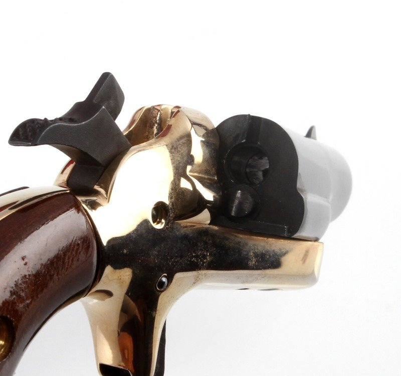 COLT 4TH MODEL SINGLE BARREL DERRINGER .22 SHORT - 4