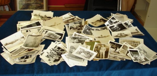 7: WWII US ARMY PHOTO LOT OVER 100 INTERESTING LOT DATI
