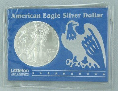 26: 1996 AMERICAN EAGLE SILVER DOLLAR KEY DATE