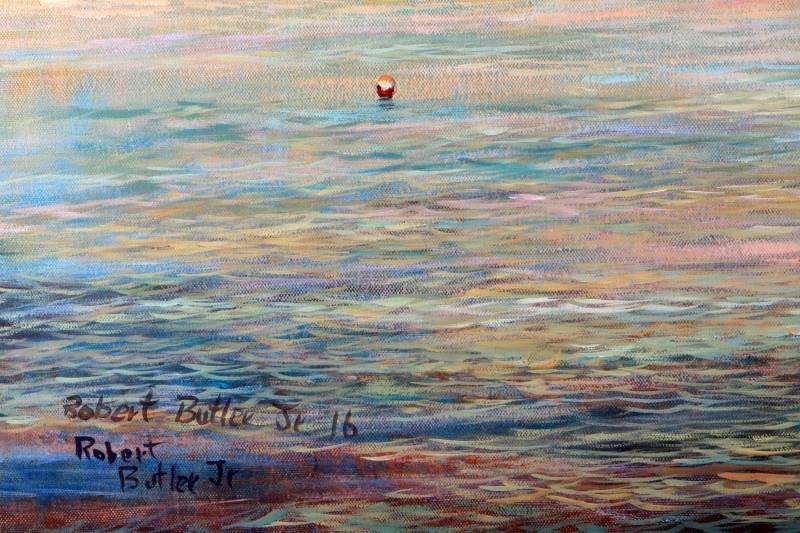 ROBERT BUTLER JR GICLEE APALACHICOLA FL VIEW - 3