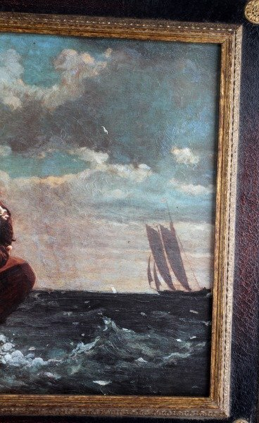 WINSLOW HOMER BREEZING UP LIMITED EDITION PRINT - 3
