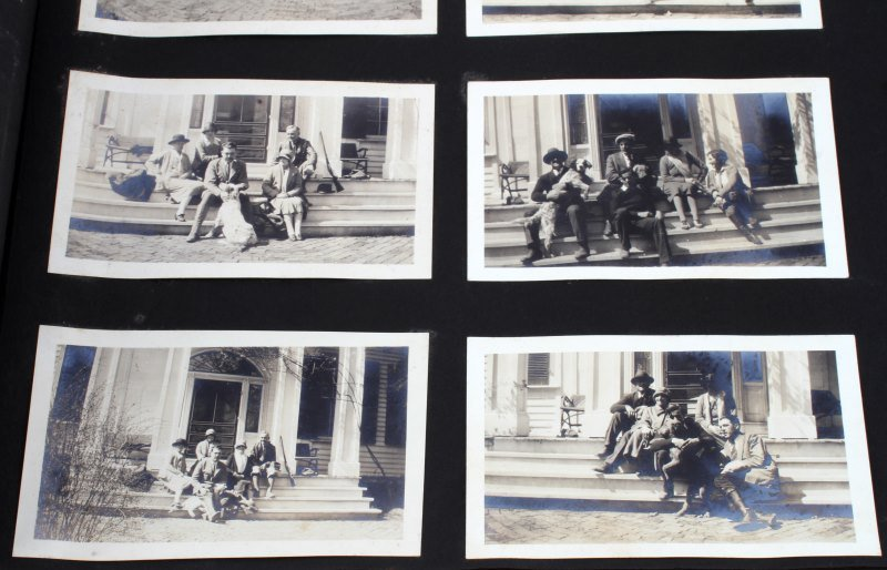 LARGE COLLECTION EARLY1900S BLACK AND WHITE PHOTOS - 3