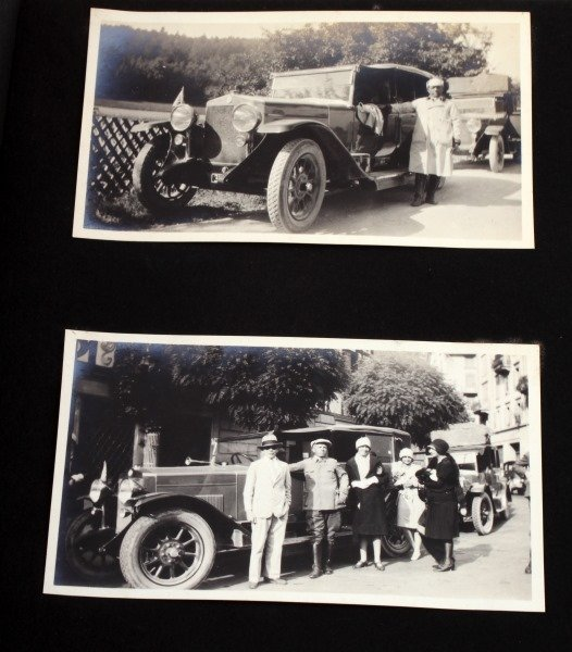 LARGE COLLECTION EARLY1900S BLACK AND WHITE PHOTOS - 4