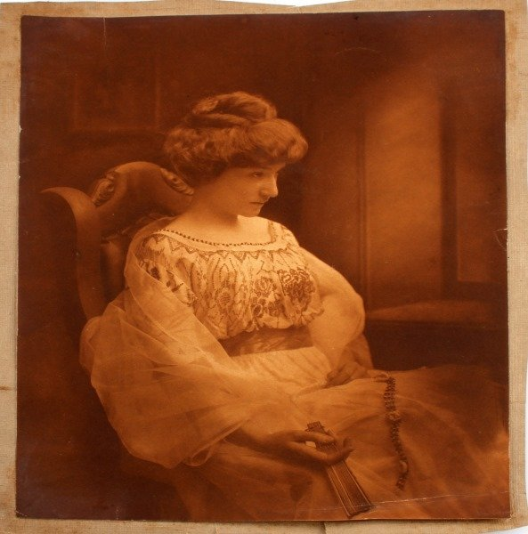 LARGE COLLECTION EARLY1900S BLACK AND WHITE PHOTOS - 8