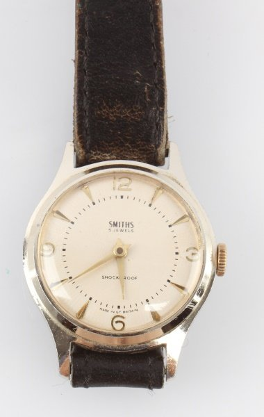 1960S SMITHS MENS WRISTWATCH MADE IN GREAT BRITAIN - 2