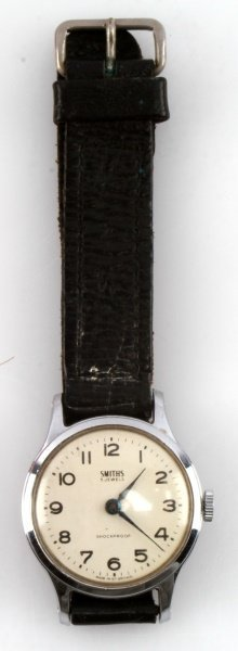 1960S SMITHS MENS WRISTWATCH MADE IN GREAT BRITAIN