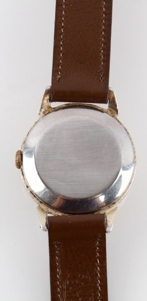 1960S SMITHS 5 JEWEL BRITISH MADE MENS WRISTWATCH - 4