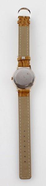 1960S SMITHS JEWELED MEN'S DRESS WRIST WATCH - 3