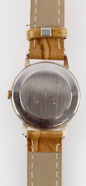 1960S SMITHS JEWELED MEN'S DRESS WRIST WATCH - 4