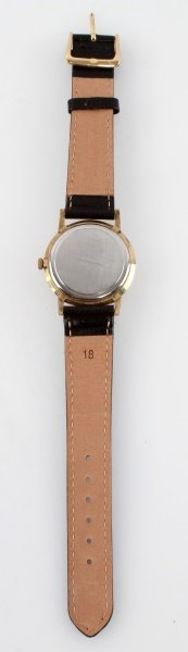 1960S SMITHS 17 JEWEL MEN'S DATE WRIST WATCH - 3