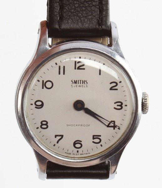 1960S SMITHS 7 JEWEL MEN'S WRISTWATCH - 2