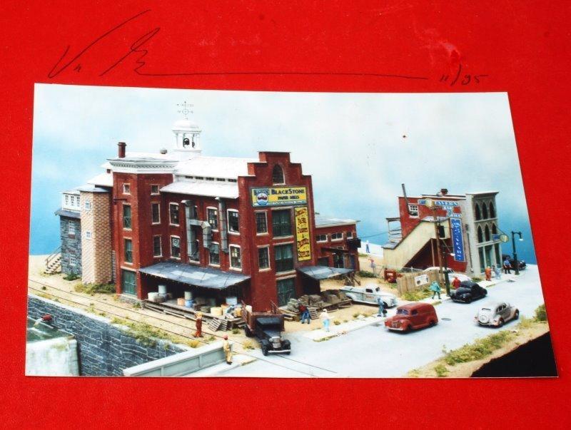 SOUTH RIVER BLACKSTONE PAPER MILLS HO KIT #180 - 2