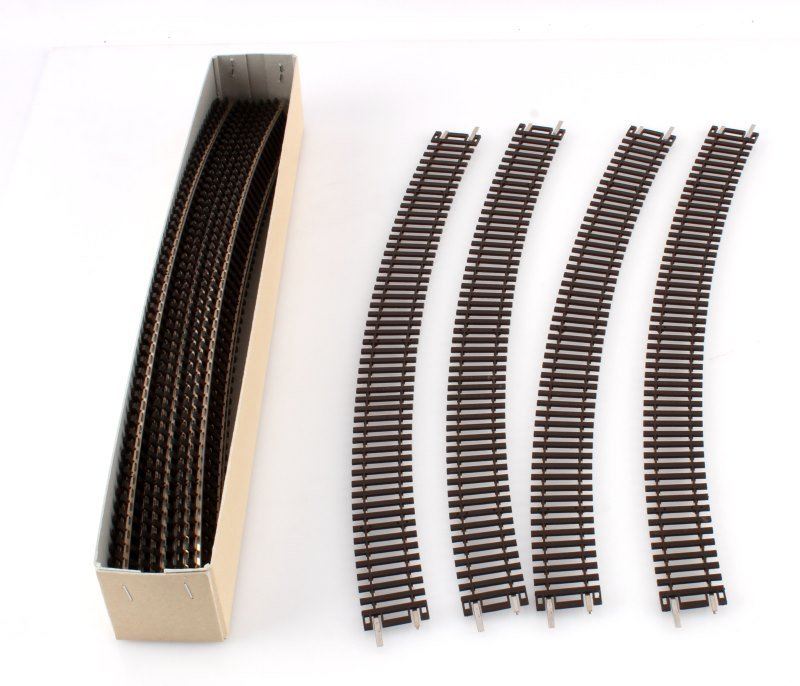 12 PC SHINOHARA YOKOHAMA CURVE TURN TRACK 28""