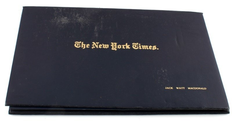 HISTORIC NEWSPAPER ARCHIVES THE NEW YORK TIMES - 8