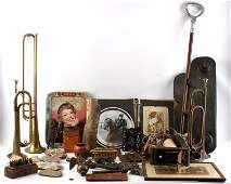 LARGE LOT OF VINTAGE ITEMS FROM ESTATE IN TENNESEE