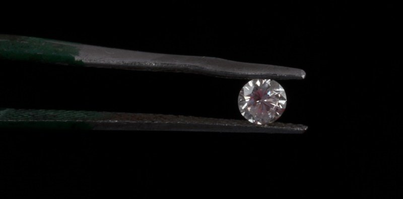 ROUND BRILLIANT CUT .18 CARAT LOOSE DIAMOND
