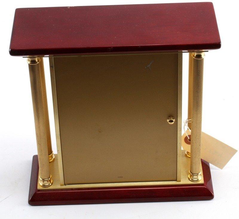 HOWARD MILLER TABLE DESK OR MANTAL CLOCK - 3