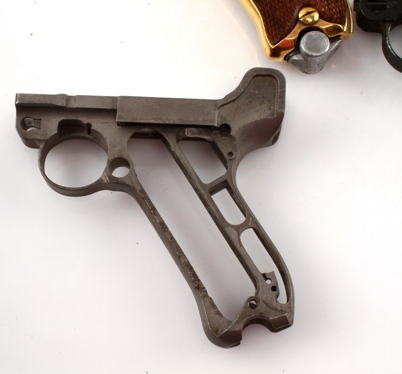 WWI WWII LUGER LOT & PARTS - 7