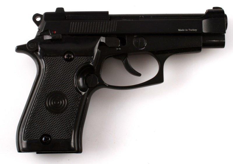 EKOL SPECIAL 99 DUMMY PROP TRAINING GUN 9MM TURKEY