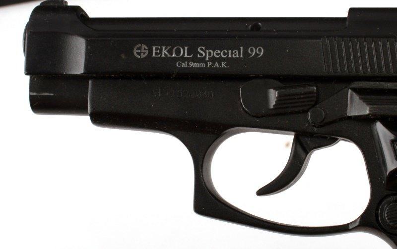 EKOL SPECIAL 99 DUMMY PROP TRAINING GUN 9MM TURKEY - 3