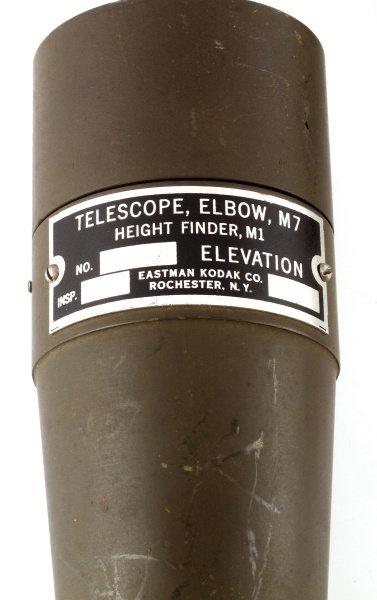 TELESCOPE TANK SIGHT M70-D & M7 ELBOW TELESCOPE - 3