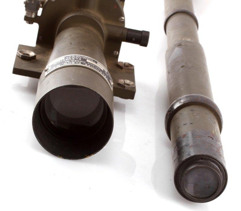 TELESCOPE TANK SIGHT M70-D & M7 ELBOW TELESCOPE - 5