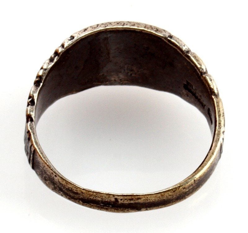 GERMAN WWII WAFFEN SS DIVISION VIKING RING - 3