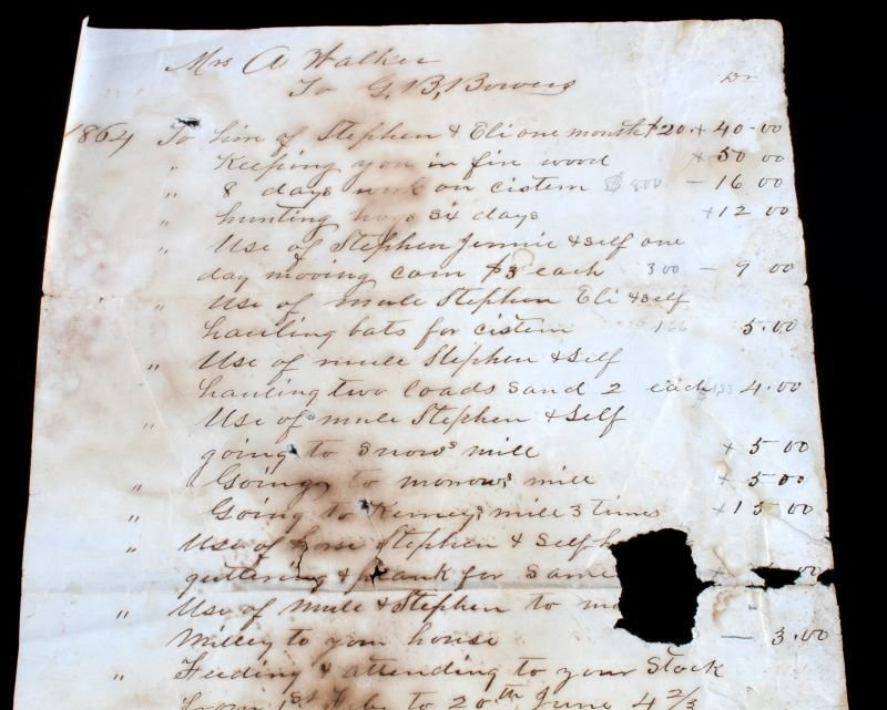 2 SLAVE DOCUMENTS TRANSFER AND HIRE BILL - 3