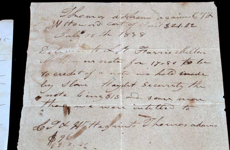 2 SLAVE DOCUMENTS 1838 TN SECURITY & HIRE - 3