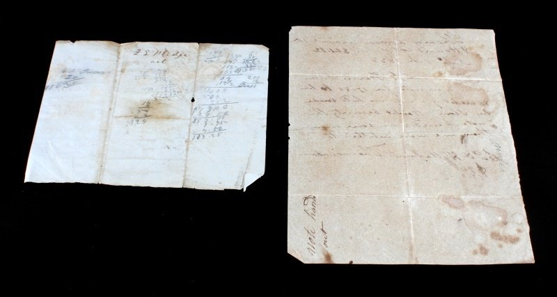 2 SLAVE DOCUMENTS 1838 TN SECURITY & HIRE - 4