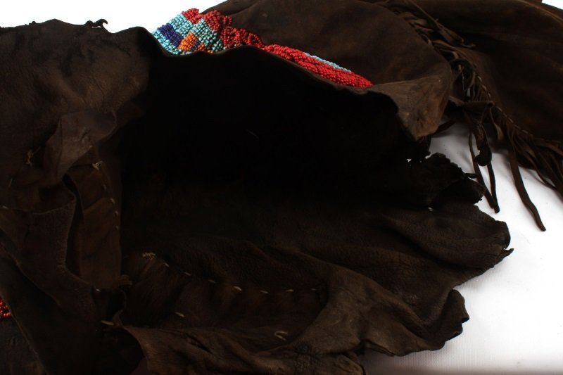 19TH CENTURY PLAINS INDIAN WAR SHIRT - 5