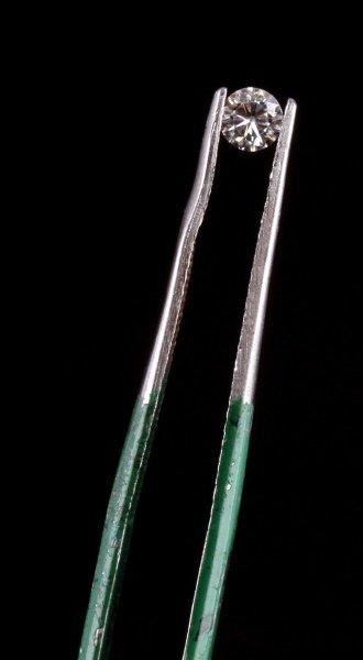 SEVEN LOOSE ROUND BRILLIANT CUT DIAMONDS .96 TCW - 5