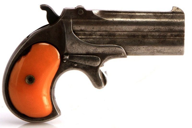 REMINGTON MODEL 95 TYPE III DOUBLE DERRINGER .41RF