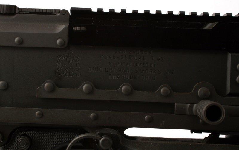 OHIO ORDINANCE M240 SLR 7.62 X 51MM NATO SEMI AUTO - 4