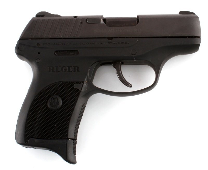 RUGER LC9 LIGHTWEIGHT SEMI AUTOMATIC PISTOL